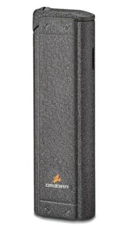 Colibri Firebird Wildcat Single Torch Lighter - Grey - Gray