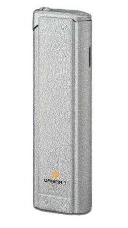 Colibri Firebird Wildcat Single Torch Lighter - Silver