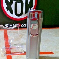 Colibri jet torch flame silver  lighter qtr113004