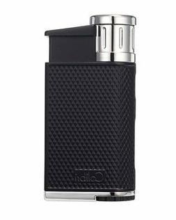 Colibri LI520C4 Evo Single Jet Flame Cigar Lighter Black Chr