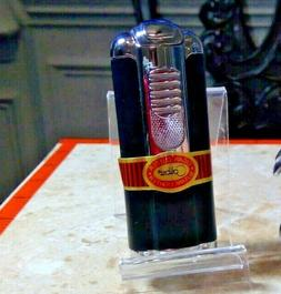 COLIBRI OSCAR CIGAR JET TORCH LIGHTER QUANTUM W/2 PUNCHES