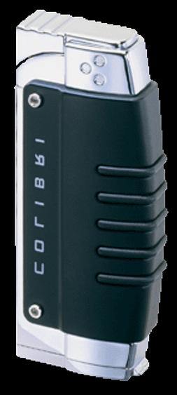 Colibri Quantum QTR119002 Crossfire Dual Jet Flame Lighter B