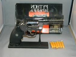 Colt Python 357 Gun Pistol Jet Torch Lighter Lifesize USA St