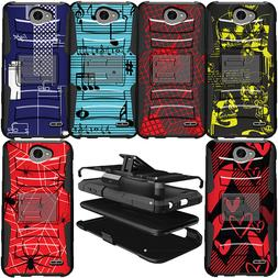 Cover Rugged Impact Built In Kickstand Protective Case For L