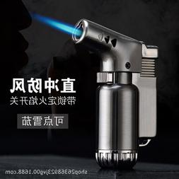 Creative Blue Flame Windproof Cigar <font><b>Lighter</b></fo
