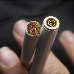 Creative Mini Cigarette Jet Lighter Gasoline Refillable Buta