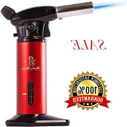 Culinary Torch For Cooking - Create Gourmet Meals and Delici