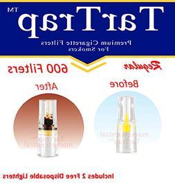 TarTrap Disposable Cigarette Filters - Bulk Economy Pack  +