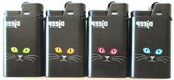 Djeep Lighter Cat Series 4 Pack