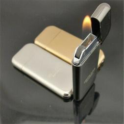 Dolphin Slim Grinding Wheel Flint Butane Gas Lighter