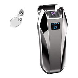 Kivors Dual Arc Lighter Touch Sensor Lighter USB Rechargeabl