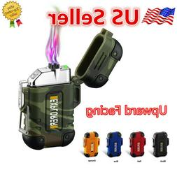 Dual Arc Plasma Electric USB Rechargeable Flameless Lighter