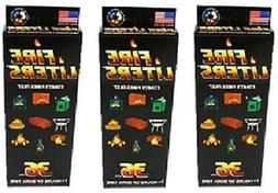 ea Fire Liters 10836  36 Pack Fire Lighter Cubes for Starti