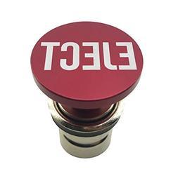 Eject Button Car Cigarette Lighter by Citadel Black - Anodiz