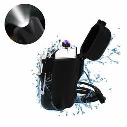 dibikou Electric Infrared Sensing Arc Lighter Windproof Flam