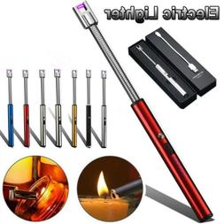Electric Lighter Arc Plasma USB Rechargeable Kitchen Camping