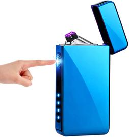 Candle Lighter Flameless Touch Sensor KIMILAR Electric Lighter USB Rechargeable