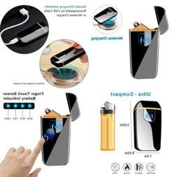DIBIKOU Electric Touch Sensor Ignition Lighter Wireless Char
