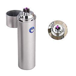 Vizliter Electronic Lighter, Rechargeable, Dual Arc, Plasma,
