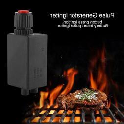 Electronic Pulse Spark Igniter BBQ Gas Lighter Igniting Kitc