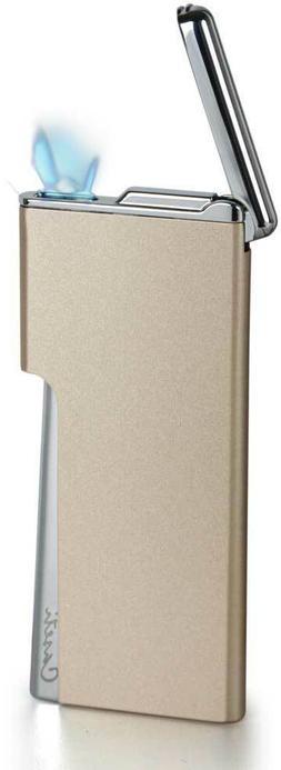 Caseti Elegante CAL453GD Slim Cigar Lighter Rose Gold & Chro