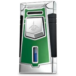 Colibri Empire Wind-Resistant Jet Flame Lighter Push Button