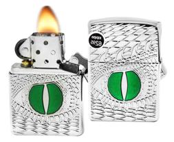Zippo Eye of the Beast High Polish Armor&153; Lighter