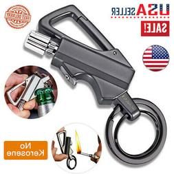 multi fire starter emergency tool f lint