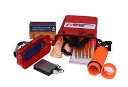 VAS Fire Box - - Emergency Fire Starting Kit in a Waterproof