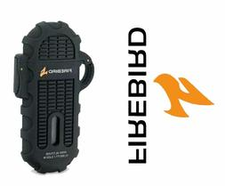 Firebird Colibri Cigar Lighter Black Ascent Butane Torch Hgh