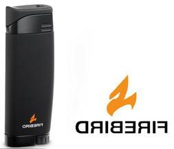 Firebird Fusion Black Slim Cigar Torch Lighter Butane by Col