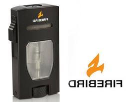 Firebird Rogue Clear Cigar LighterButane Single Torch Butane