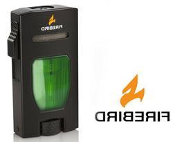 Firebird Rogue Green Cigar LighterButane Single Torch Butane