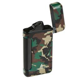 Colibri Firebird Sidewinder Camo Lighter - Green