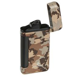 Colibri Firebird Sidewinder Camo Lighter - Tan