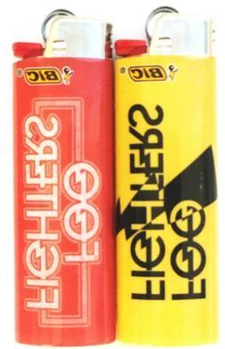 Foo Fighters Bic Lighters 2 Pack Limited Edition Collectors