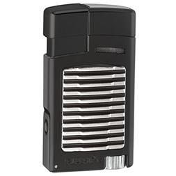 Xikar Forte Black Single Jet Lighter