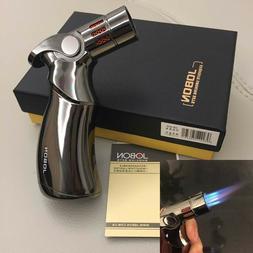 Jobon Four Torch Jet Adjustable Flame Refillable Cigarette C
