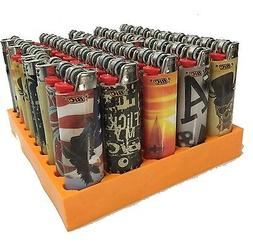 BIC Full Size Limited Special Edition Disposable Lighters As