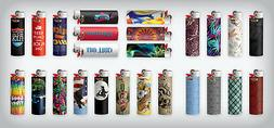 BIC Full Size Limited Special Edition Lighters Assorted Styl