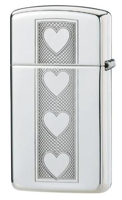 Zippo Heart Pocket Lighter