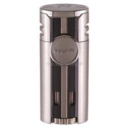 High Performance HP4 Quad Flame Cigar Lighter in an Attracti