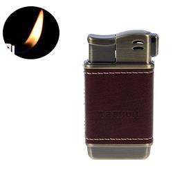 Honest Tobacco Pipe Lighter - Genuine Leather Adjustbale Sof
