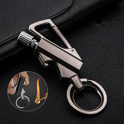 Hot Thousand Matches Waterproof Outdoor Survival Tool Keycha