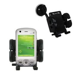 Windshield Mount compatible with HTC Artemis for the Car / A