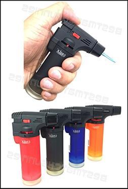Eagle Jet Torch Gun Lighter Adjustable Flame Windproof Butan