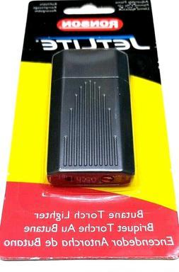 Ronson Jetlite Butane Cigar Lighter - 12 Pack Tray Assortmen