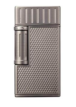 Colibri Julius Flint Double Flame Lighter - Gunmetal
