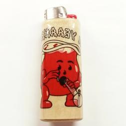 Kool-Aid Lighter Case Holder Sleeve Cover Fits Bic Lighters