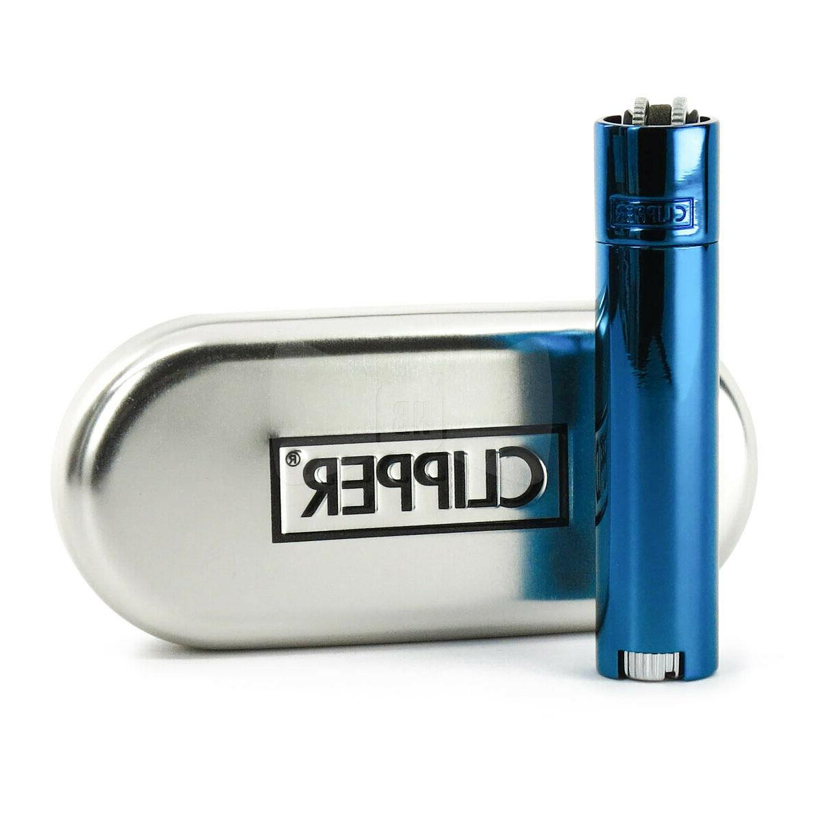 1 x full size metal lighter refillable